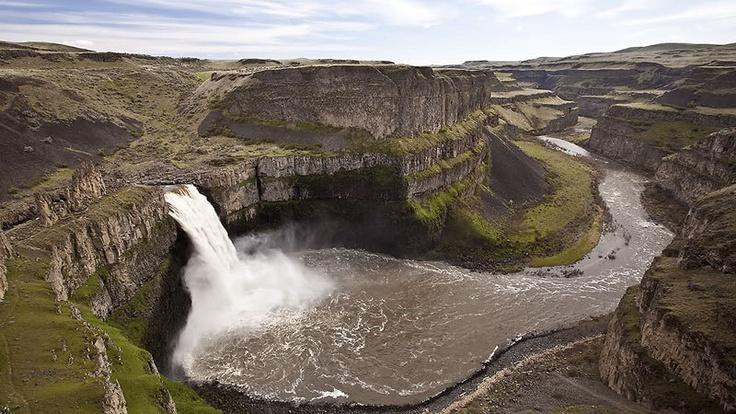 Le cascate di Palouse