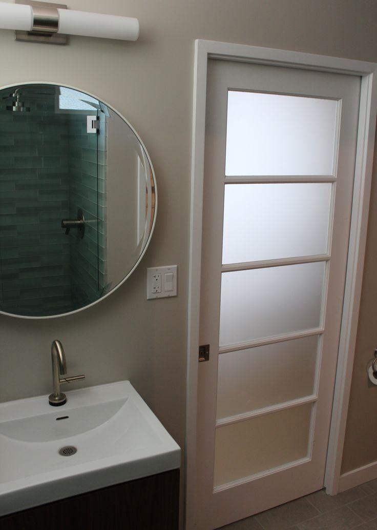Image Gallery Website Before u After A Modern Wheelchair Accessible Bathroom Design Sponge Modern Bathroom Light FixturesModern
