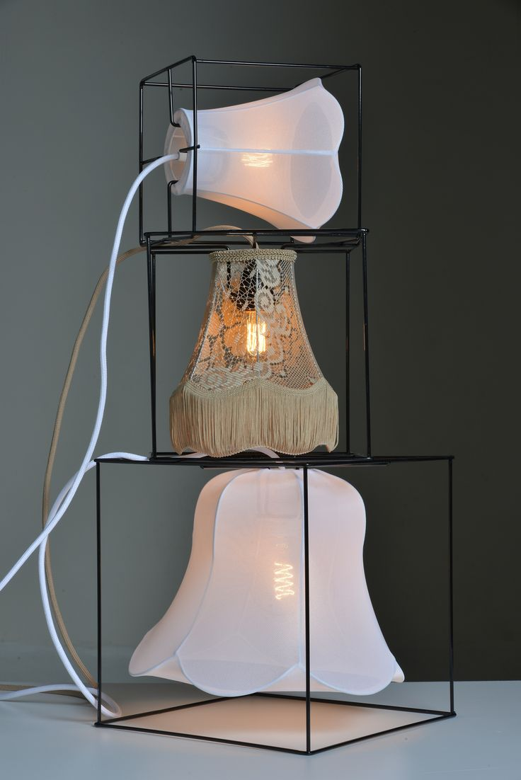 cube lamps, lampes cube