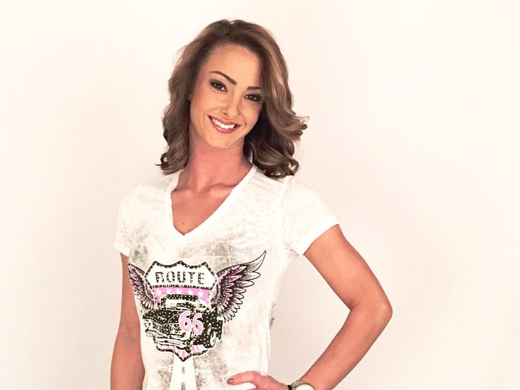 Route 66 Burnout Tee