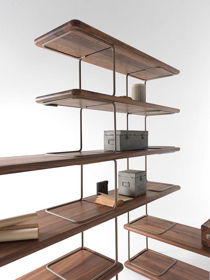 56 besten Librerías - muebles de diseño Bilder auf Pinterest ...