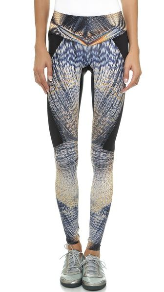 Lucas Hugh Vitascope Print Leggings.. Too bad they cost over four hundred bucks- because I love them so! But no way I spend that on leggins!!! Ever!! :0(