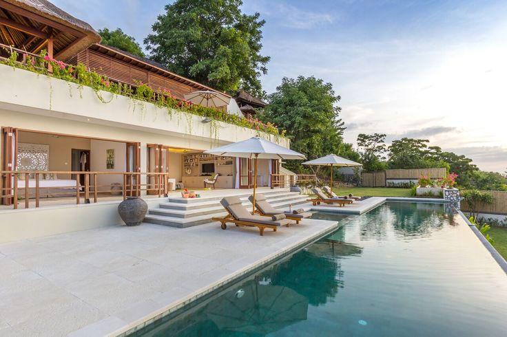Villa Bayu | 6 bedrooms villa with 2 and 4 bedroom rental option | Uluwatu, Bali #uluwatu #bali #villa #modern #swimmingpool #infinitypool