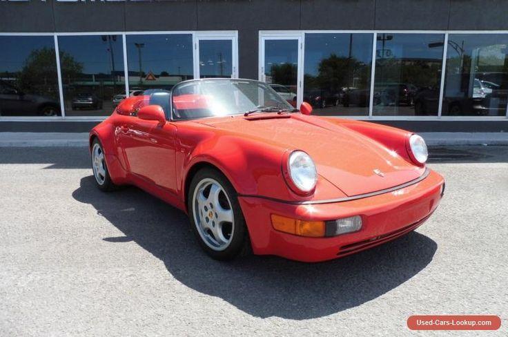 1988 Porsche 911 #porsche #911 #forsale #canada
