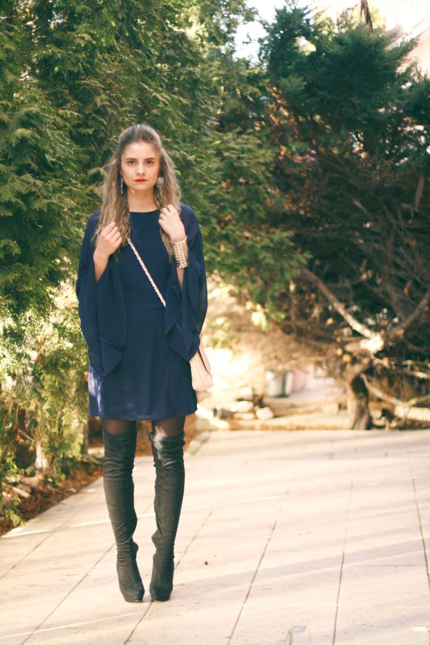 otk boots in this little boho getup www.styleisfresh.com