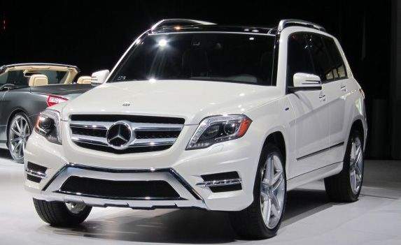 2015 Mercedes Glk 350