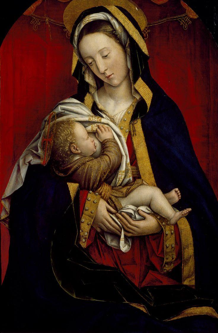 Defendente Ferrari - Madonna con bambino