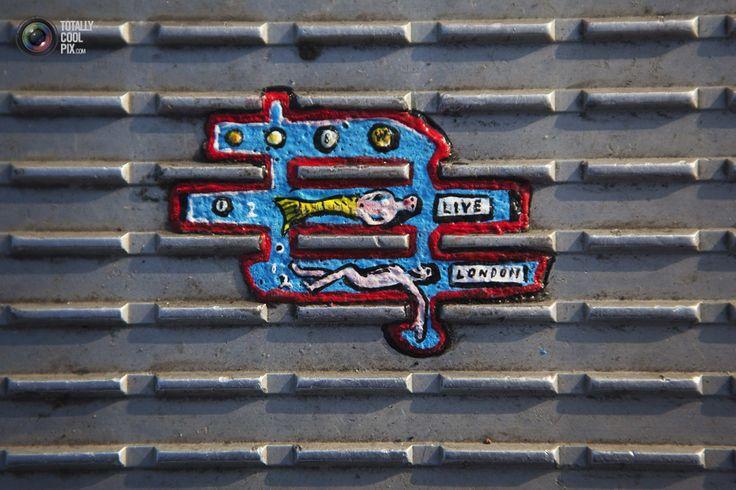 Chewing gum Art - by Ben Wilson