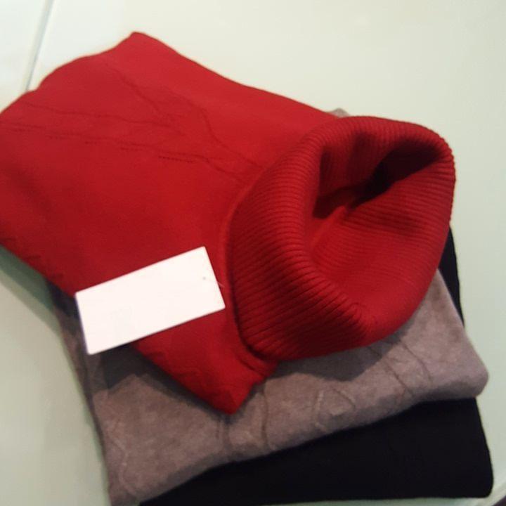 #maglioni #collo anello #piu colori #valeria #abbigliamento