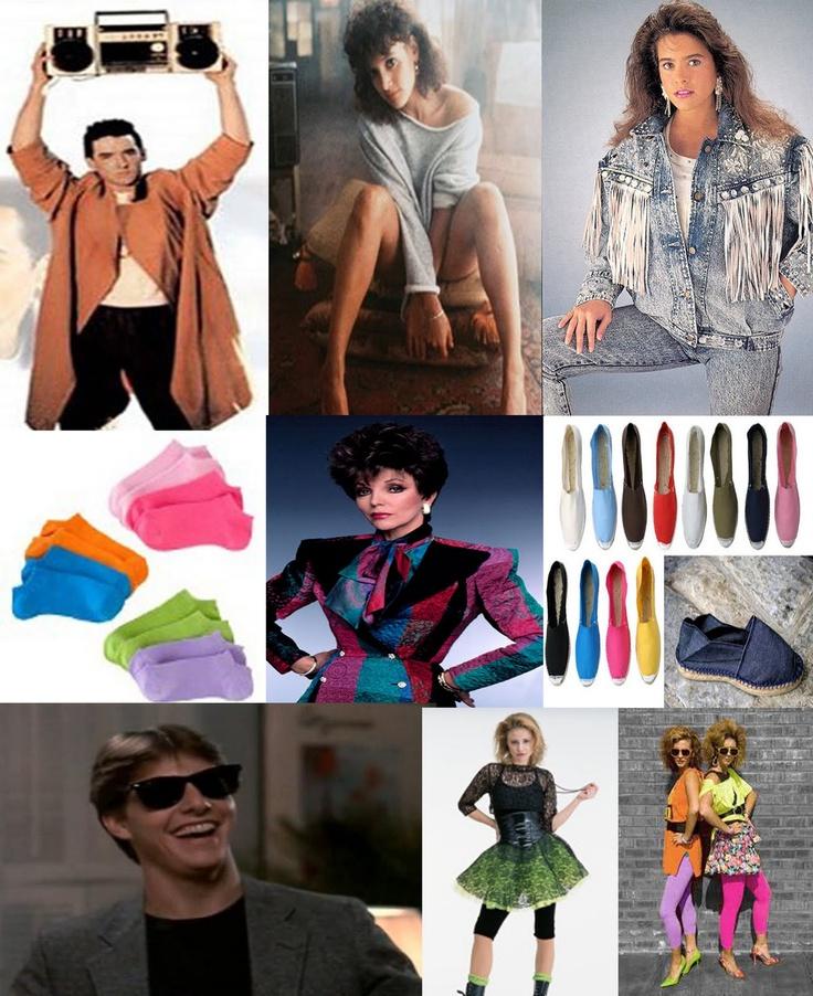 1980s fashion 1980s fads pinterest we