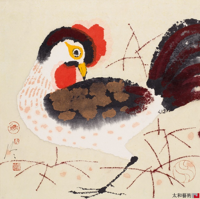 chen jialing 北京经典太和画廊有限公司 - 代理畫家 - 代理畫家 - 代理畫家 - 陳家泠