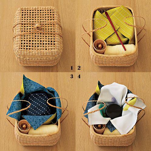 見立ての茶籠 「東京茶籠-TOKYO TEA BASKET」|和樂×東京手仕事|【小学館】大人の逸品公式通販