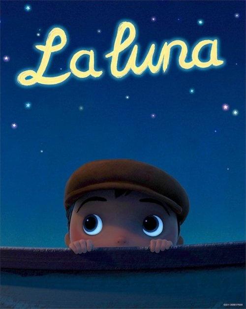 """la luna"" pixar animated short"