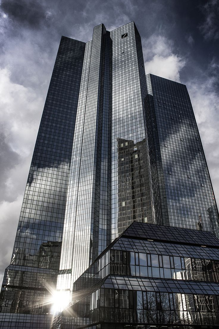 Photography - Frankfurt - Germany - Skyscrapers - Architecture