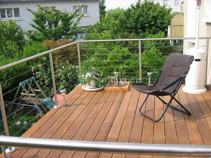 11 best terrasse teck images on pinterest decks house porch and wooden decks. Black Bedroom Furniture Sets. Home Design Ideas