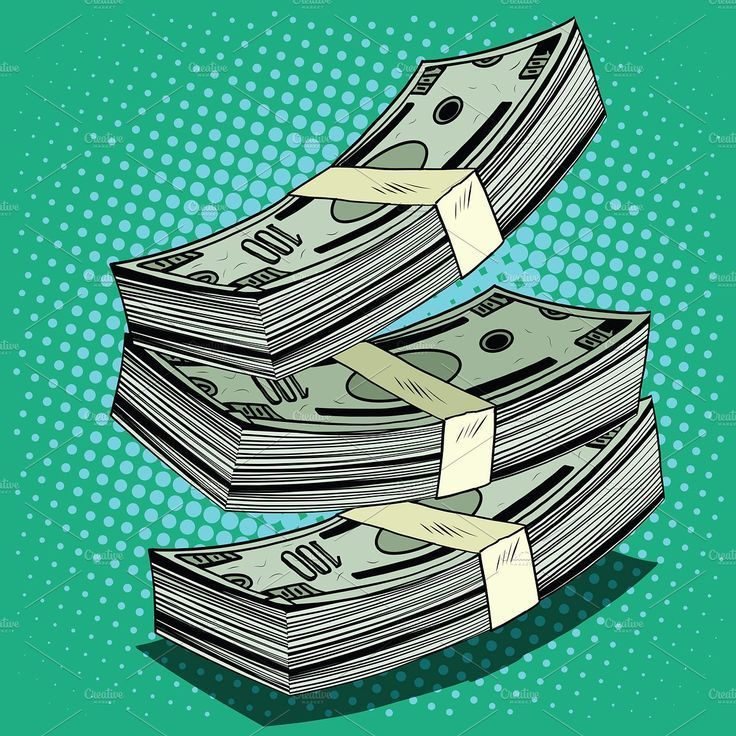 Stack of money dollar bills cash #dollar#bills#Sta…