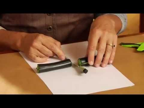 Sculpey Clay Jelly Roll Cane Tutorial