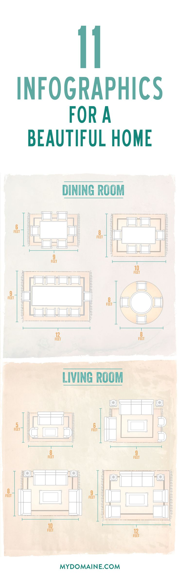 home office rug placement. 11 mustpin infographics for a beautiful home office rug placement