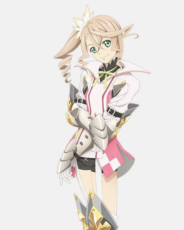 Tales of Zestiria the X Character Designs Unveiled by Mike Ferreira
