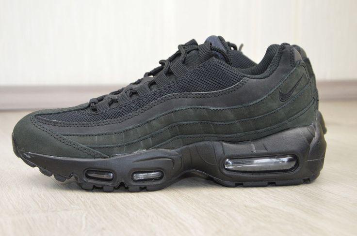 Nike Air Max 95 Winter WMNS Schwarz Damen Sneaker Schuhe #airmax38 #airmaxwinter #nikeairmax Winterschuhe Sport Neu