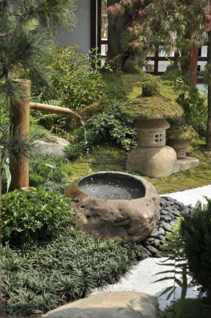 17 meilleures id es propos de fontaines de jardin sur for Construire une fontaine de jardin