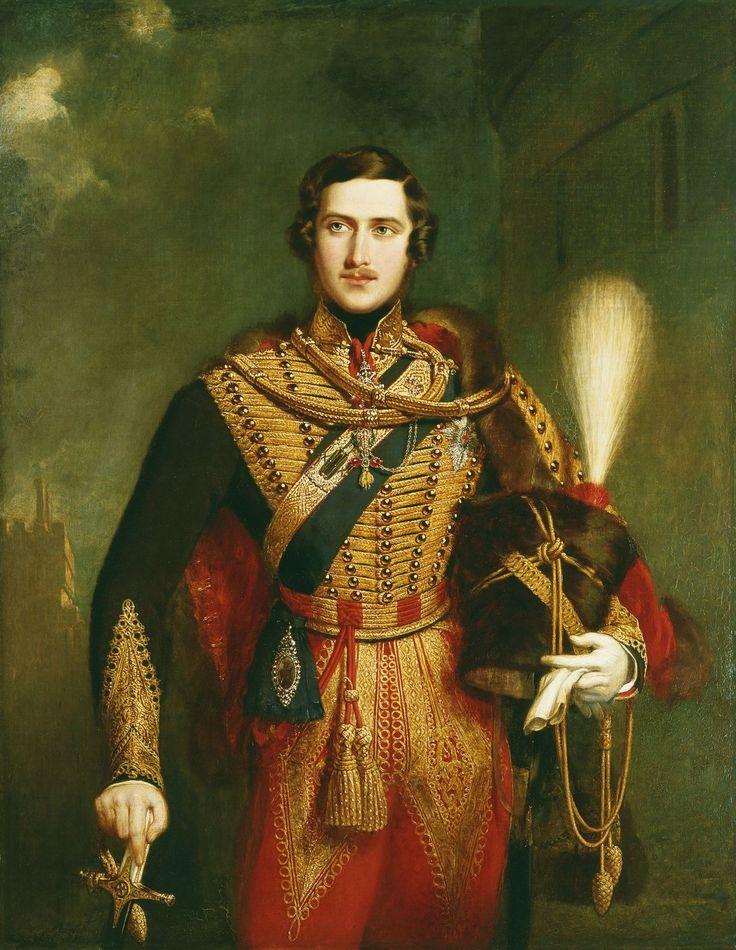 John Partridge (1790-1872) - Prince Albert (1819-1861)
