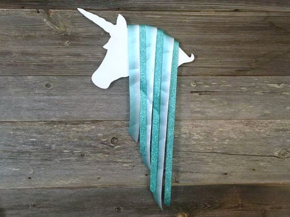 Unicorn Bow Holder | Girls Bow Holder | Hairbow Holder | Gifts for Girls | Hair Bow Storage | Valentines Gift for Girl | Bow Organization