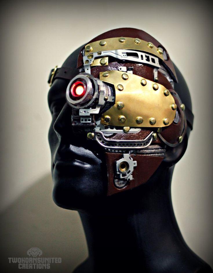 Steampunk Dynamic Ocular Prosthesis Enhancement by TwoHornsUnited on DeviantArt