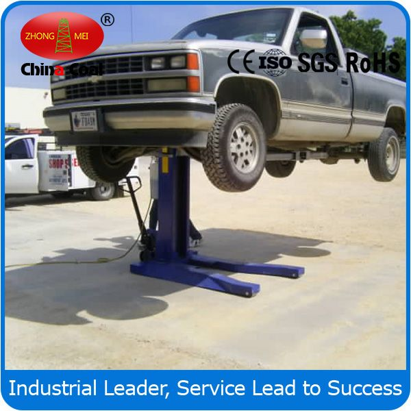 car hoist lift auto car lift single post hydraulic car lift Hydraulic Single Post Underground Car Lift Pneumatic Lock Car Lift mobile car lift