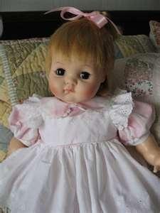 "1965 Madame Alexander ""Puddin"" doll.  I still have mine..."