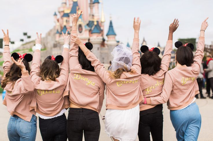 A Very Disney Hen Do! • WishWishWish Some brides-to-be might opt spend their hen weekend with strippers and willy straws, but a day pretending to be a child again was definitely more my bag! I'm not sure I'm ever as happy as when I'm at Disney!