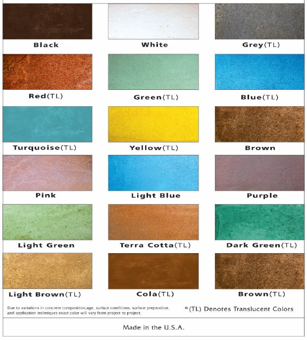 couleurs concrtes tache bton teint les planchers de bton peintures de sol notes floor re do den floor floors floor enviro stains - Beton Color