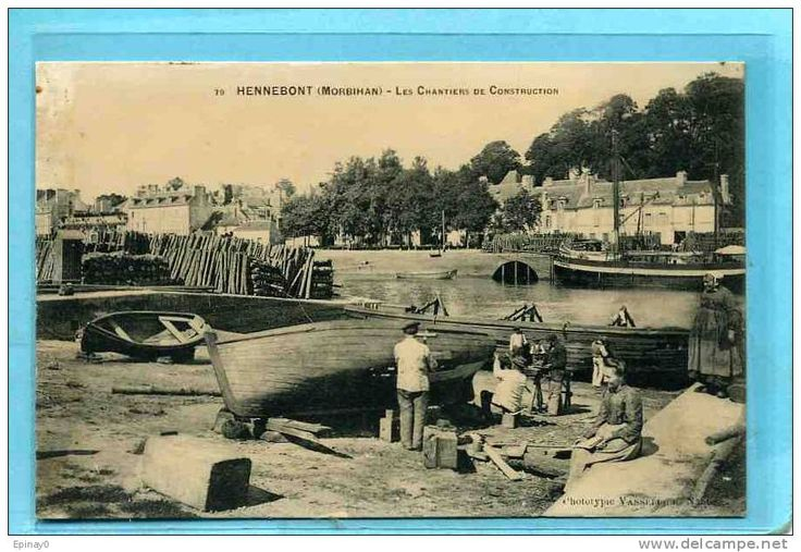 Chantier Hennebont