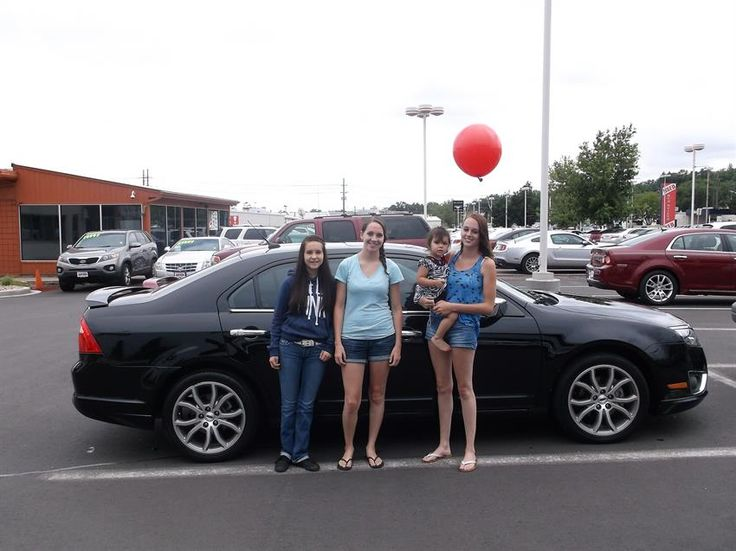 Mike Shaw Buick Gmc >> Joshua's new 2012 FORD FUSION! Congratulations and best ...