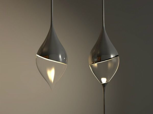 Las lámparas de Joeri Claeys
