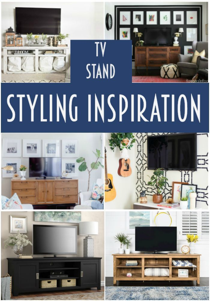 Tv Stand Styling Inspiration Minimalist Home Interior Home Decor Home
