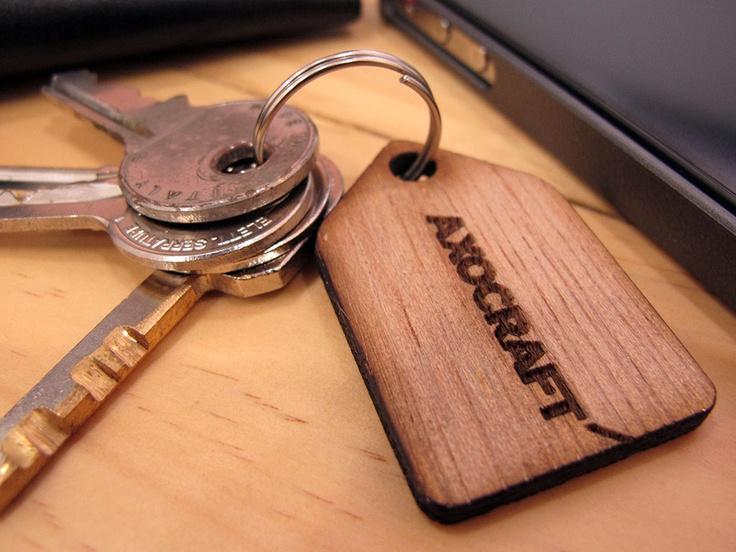 Axocraft Keychain