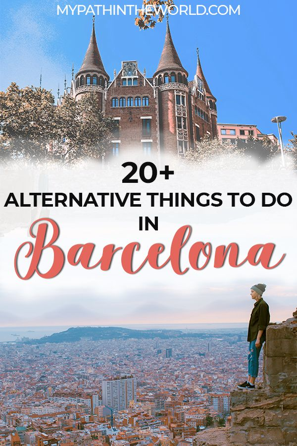 21 Exciting Alternative And Unusual Things To Do In Barcelona