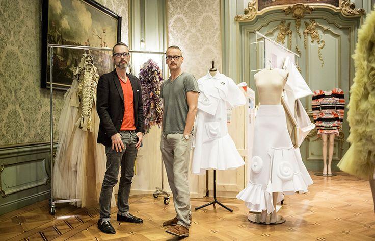 Can fashion be art and vice versa ViktorandRolf share their story