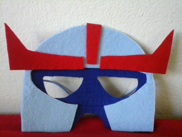 Transformers maske .)