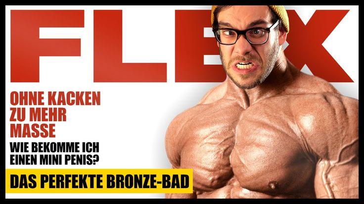 Masse aufbauen mit Hulk - Das FLEX Magazin