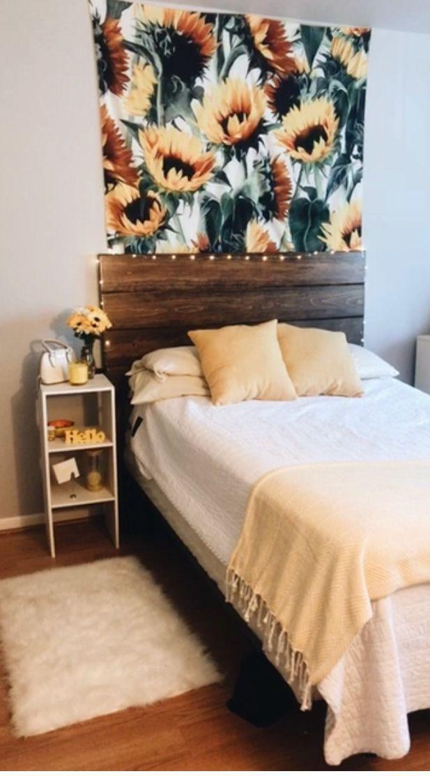 Wenn Sie nach Schlafzimmer-Ideen für Teenager suchen, überlegen Sie, was Ihr Teenager liebt und