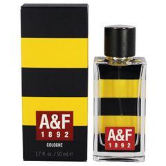 【アバクロンビー&フィッチ】A&F1892イエローオーデコロン・スプレータイプ50ml【香水・フレグランス:フルボトル:メンズ・男性用】【ABERCROMBIE&FITCHA&F1892YELLOWCOLOGNESPRAY】
