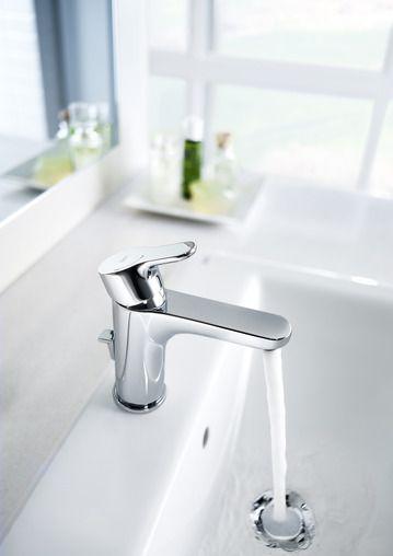 http://www.edenhogar.com/es/monomandos-lavabo/roca-l20-grifo-lavabo-5a3009c00.html   Roca L20 Grifo de lavabo con desagüe automático