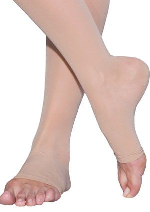 Benefits of Wearing an Open Toe Compression Stocking - LegSmart Compression Socks