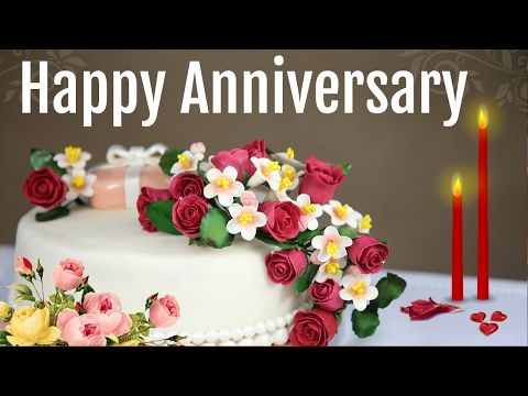 Wedding Anniversary wishes greetings,sayings,quotes, sms for couple - YouTube