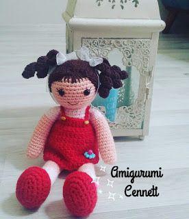 Amigurumi Cenneti: Mini Bebek Yapımı - Free Pattern