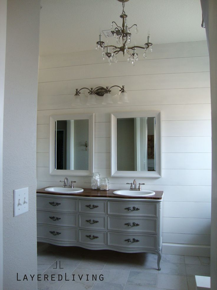 LayeredLiving: Master Bath Makeover