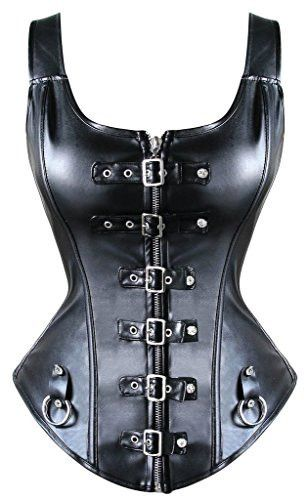 Dark Gothic Waist Cinching Corset. Brujah maybe? Possible DR...