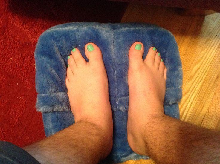 39 best Mens painted toenails images on Pinterest   Toenails, Nail ...